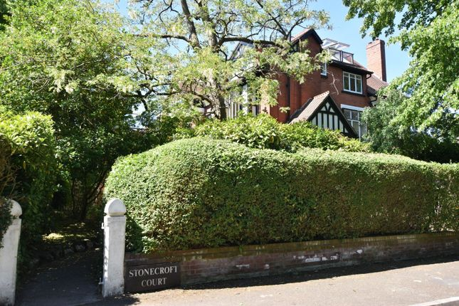 Thumbnail Flat for sale in Parkfield Road South, Didsbury, Manchester