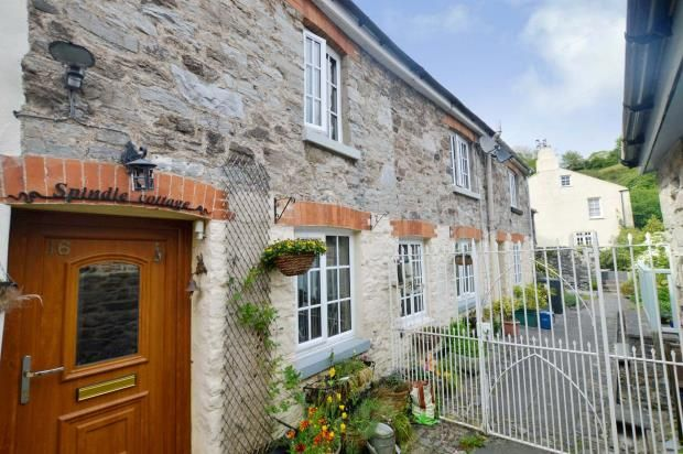 Terraced house for sale in Station Road, Buckfastleigh, Devon
