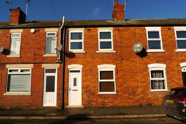 Thumbnail Terraced house to rent in Smith Street, Mansfield