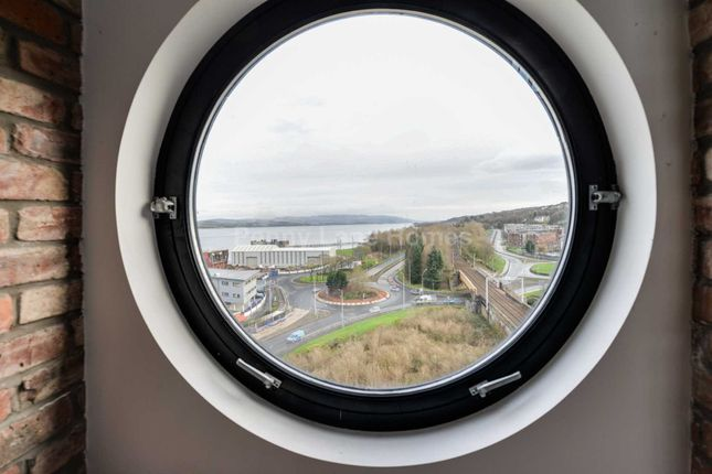 Thumbnail 2 bedroom property for sale in Gourock Ropeworks, Bay Street, Port Glasgow