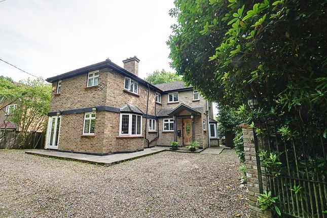 Thumbnail Detached house to rent in Badgers Road, Badgers Mount, Sevenoaks