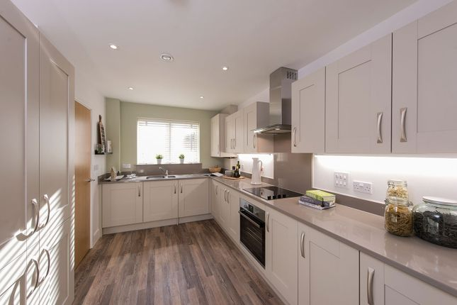 """3 bedroom terraced house for sale in """"The Hemlock"""" at Palmers Field Avenue, Chichester"""