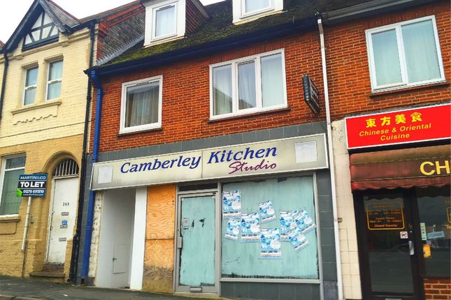 Land to rent in Frimley Road, Camberley