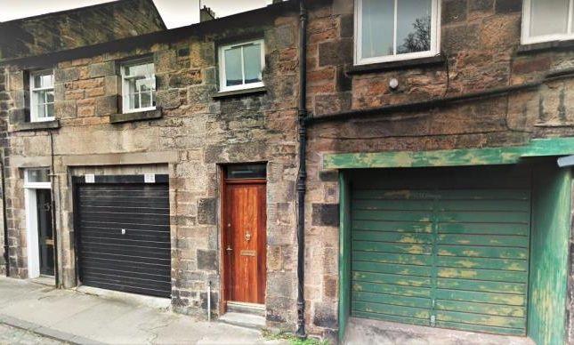 Thumbnail Mews house to rent in Gloucester Lane, New Town, Edinburgh