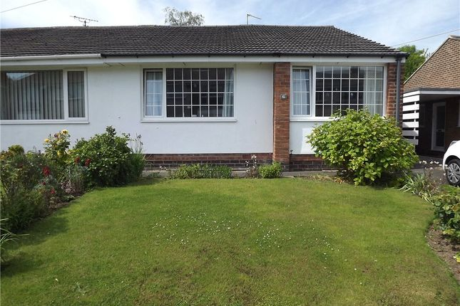 Thumbnail Semi-detached bungalow to rent in York Crescent, Newton Hall, Durham