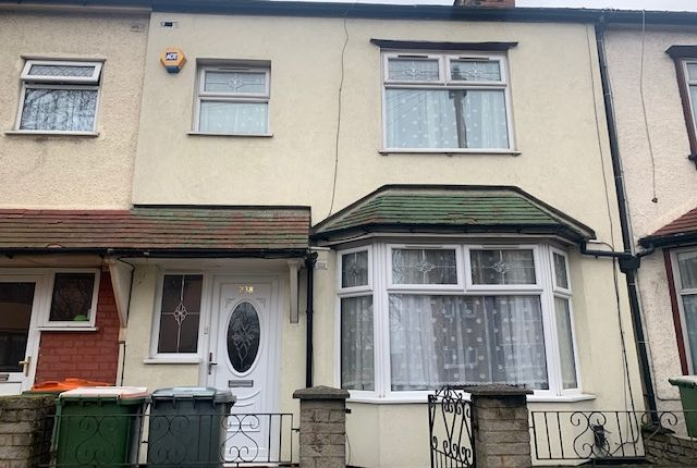 Thumbnail Terraced house to rent in Lonsdale Avenue, East Ham, London