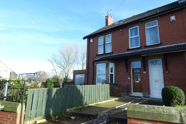 4 bed semi-detached house for sale in Sheepwash Bank, Guidepost, Choppington NE62