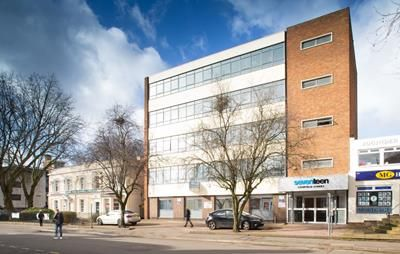 Thumbnail Office to let in 4th Floor, 17 Lichfield Street, Walsall