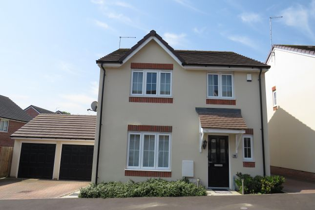 Thumbnail Detached house to rent in Harbin Close, Yeovil
