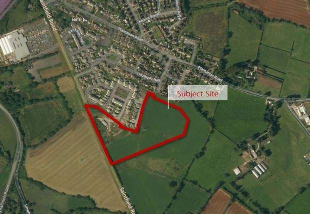 Saintfield Road Lisburn County Down BT27 land for sale 41153704