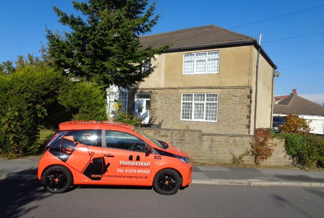 Thumbnail Semi-detached house to rent in Ederoyd Rise, Pudsey