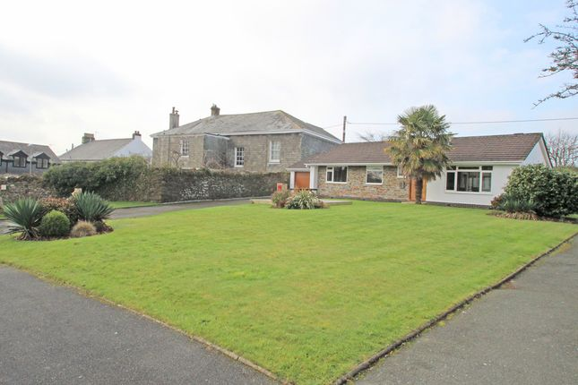 Thumbnail Detached bungalow for sale in Leat Walk, Roborough, Plymouth