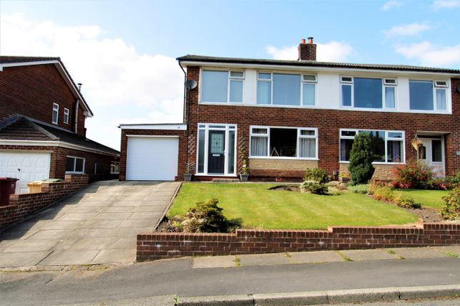 Thumbnail Semi-detached house for sale in Birchfield, Bolton