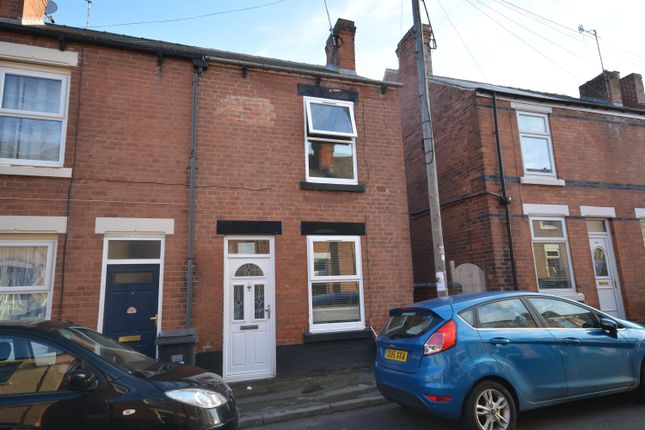 2 bed end terrace house for sale in Hope Street, Brampton, Chesterfield S40