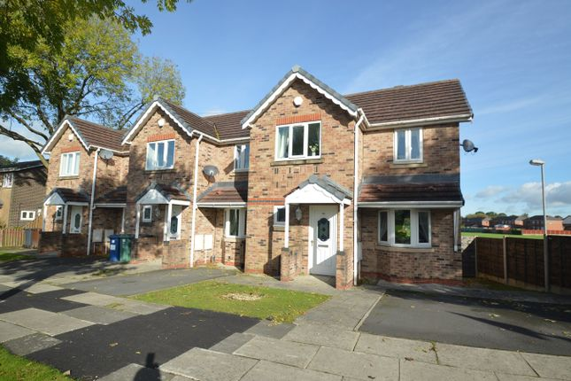 Thumbnail Semi-detached house for sale in Albert Road, Whitefield, Manchester