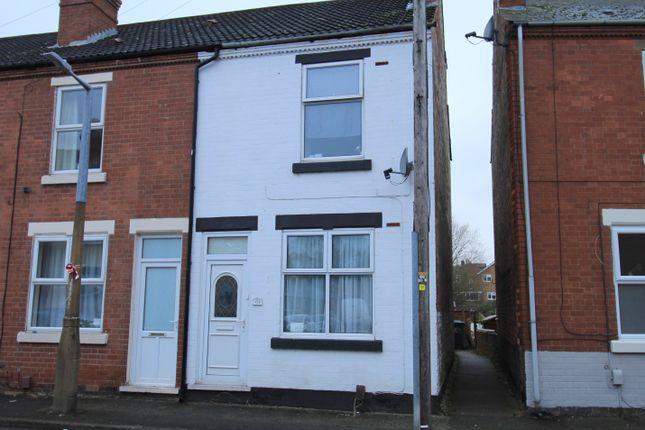 Thumbnail End terrace house for sale in Granville Avenue, Long Eaton, Nottingham