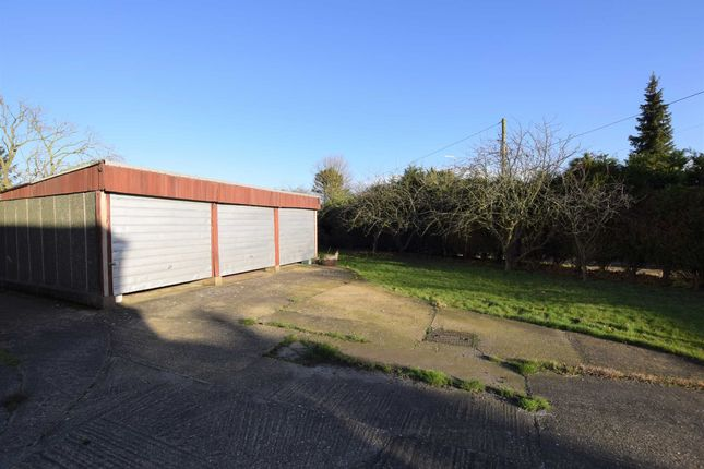 Garage of Station Road, Firsby PE23