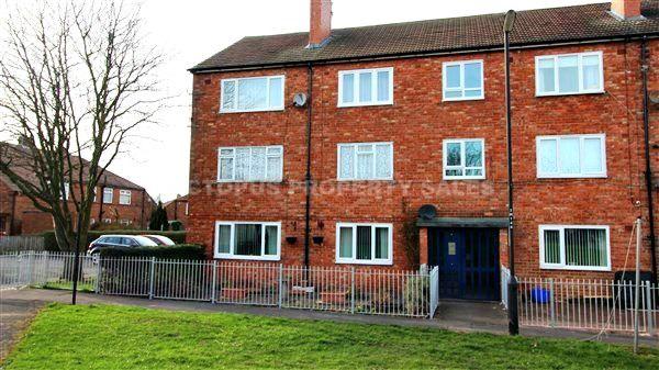 Thumbnail Flat for sale in Whalton Court, Newcastle Upon Tyne