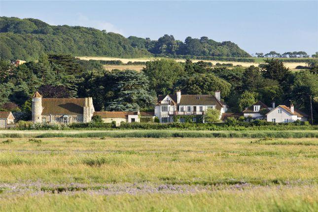 Thumbnail Detached house for sale in Marshside, Brancaster, King's Lynn