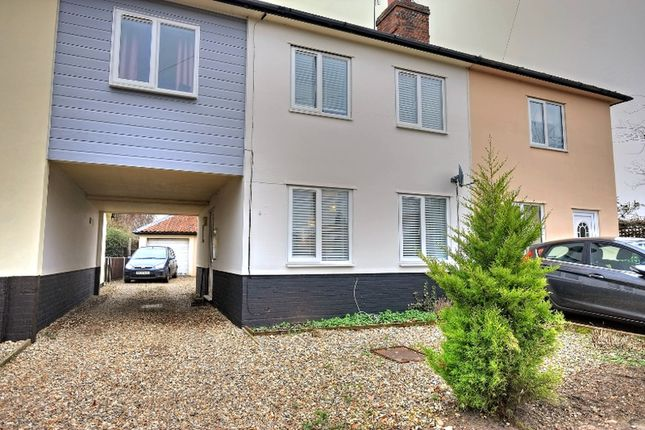 Thumbnail Terraced house for sale in Kenninghall Road, Norwich