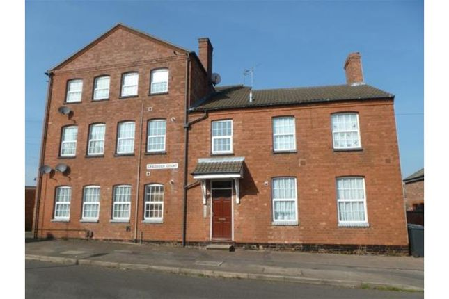 Thumbnail Flat for sale in Craddock Court, Wellingborough