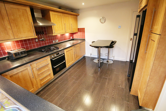 Kitchen of Churnet Close, Westhoughton BL5