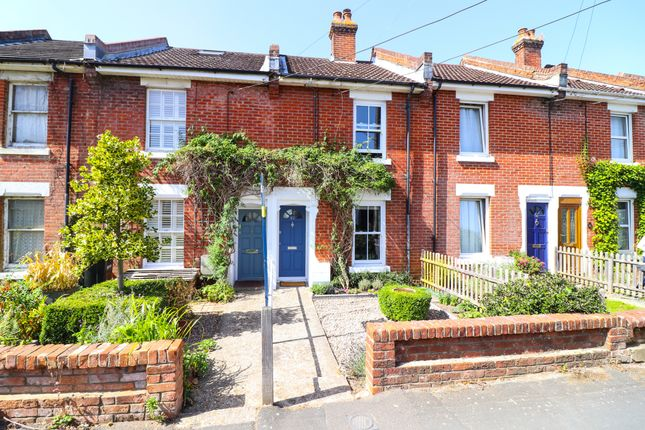 Thumbnail Terraced house for sale in New Road, Netley Abbey, Southampton, Hampshire