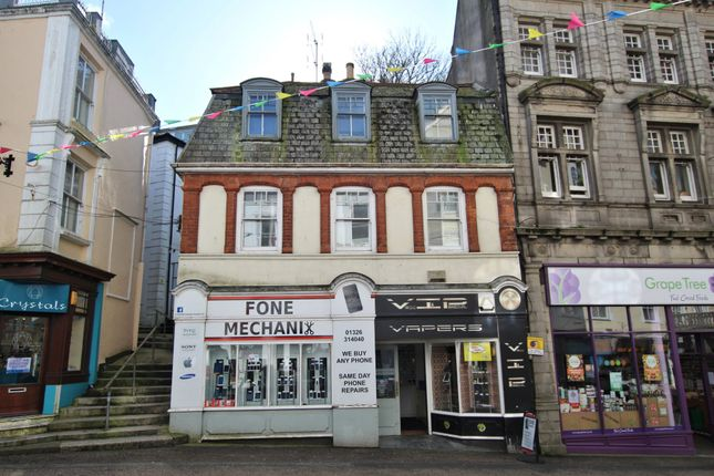 Thumbnail Cottage for sale in Market Street, Falmouth