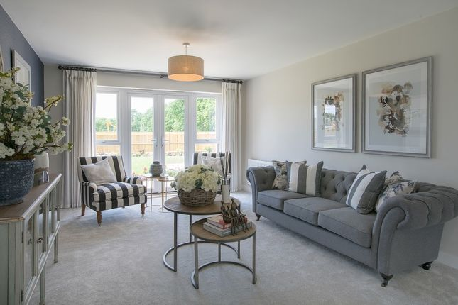 Image Of 4 Bed Show Home