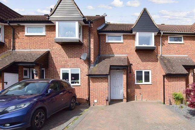 Front Elevation of Bates Close, Larkfield, Aylesford, Kent ME20