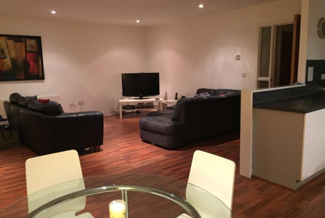 Thumbnail Flat to rent in 319 Glasgow Harbour Terraces, Flat 5/1, Glasgow, 6Bl