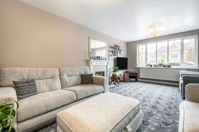 Lounge of Ramsdell Road, Fleet GU51