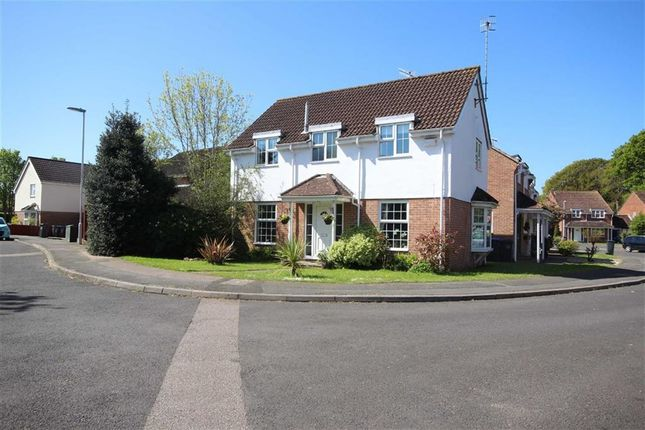 Thumbnail Detached house for sale in Cypress Avenue, Highdown Copse, West Sussex
