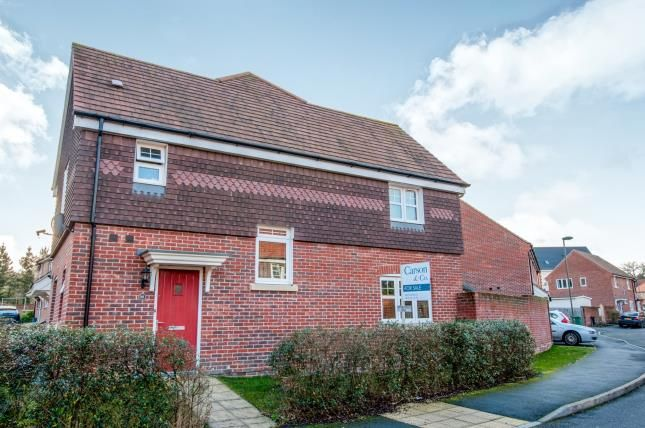Thumbnail Semi-detached house for sale in Bagshot, Surrey