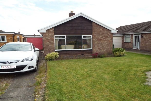 Thumbnail Detached bungalow to rent in Greyfriars, Wrexham