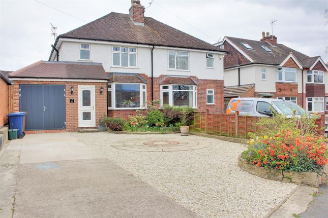 Thumbnail Semi-detached house for sale in Ermin Park, Brockworth, Gloucester