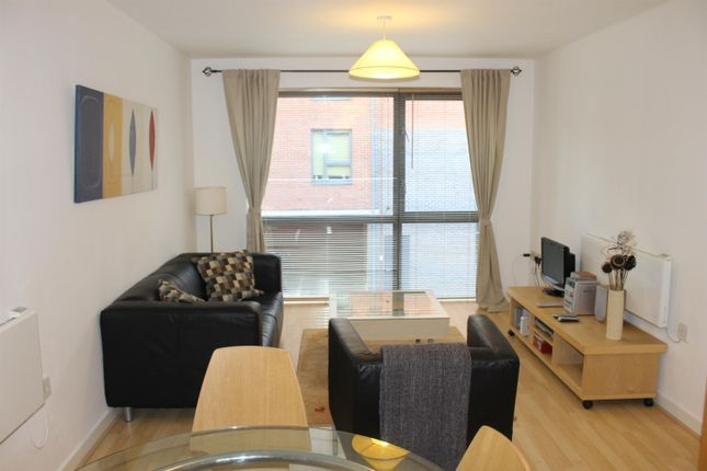Thumbnail Flat to rent in Butcher Street, Leeds, West Yorkshire