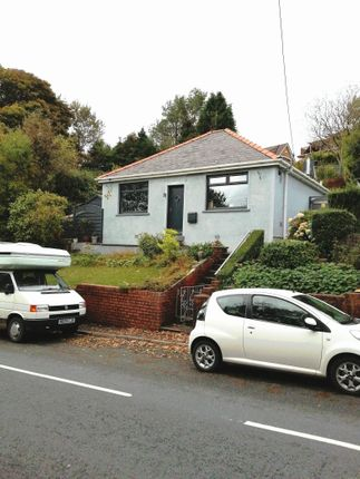 Thumbnail Bungalow for sale in Beaufort, Ebbw Vale