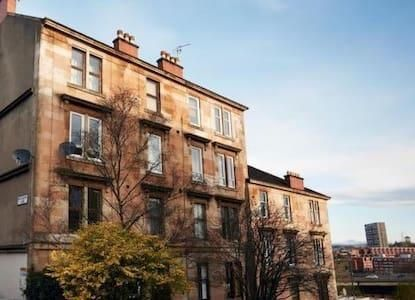 Thumbnail Flat to rent in Scott Street, Glasgow