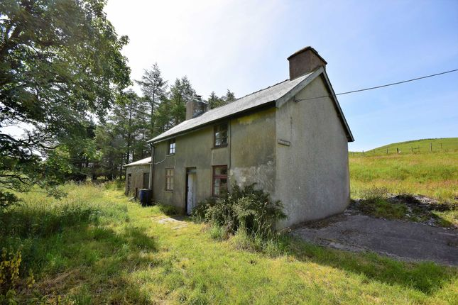 Thumbnail Detached house for sale in Dylife, Llanbrynmair, Powys