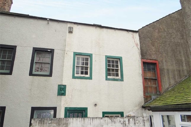 Thumbnail Terraced house for sale in Market Place, Workington, Cumbria