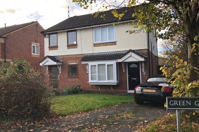 3 bed semi-detached house to rent in Green Gates, Huyton Liverpool