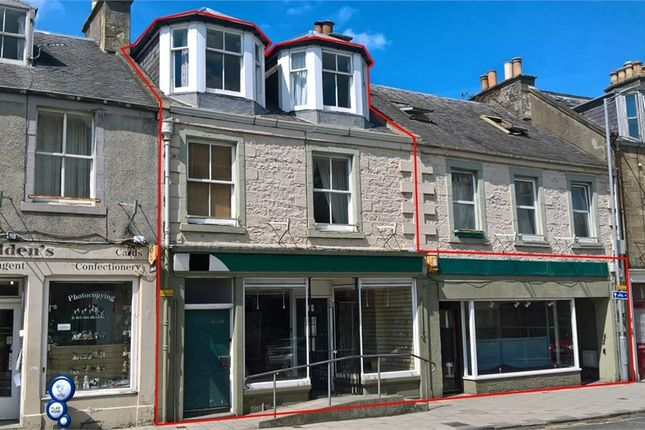 Thumbnail Commercial property for sale in 41-45 High Street, Selkirk, Selkirkshire, Scottish Borders