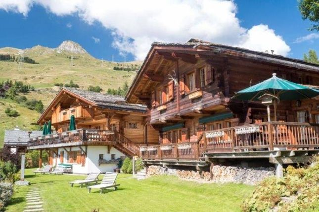 Thumbnail Chalet for sale in A Stylish Double Chalet, Verbier, Valais, Valais, Switzerland