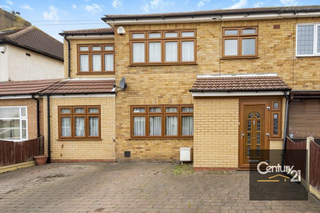 Thumbnail Semi-detached house for sale in Rainham Ellis Avenue, Rainham