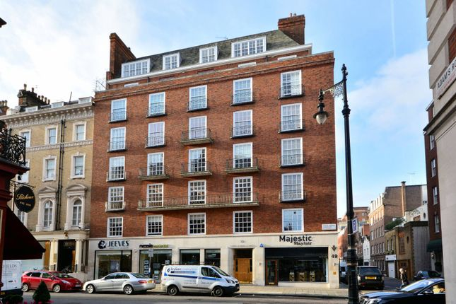 Thumbnail Flat to rent in South Audley Street, Mayfair