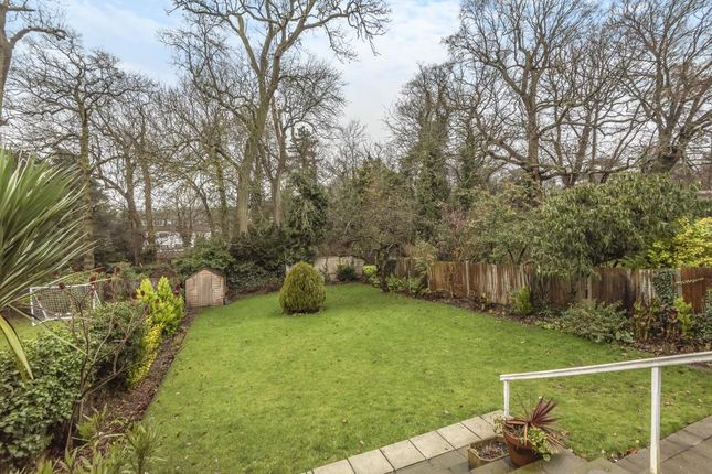 Garden of Uxbridge Road, Harrow HA3