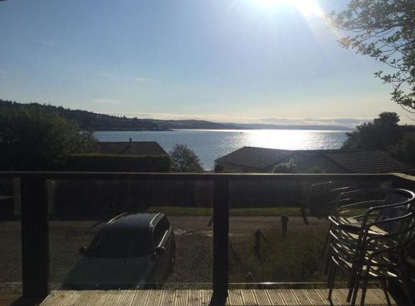 Thumbnail Detached bungalow for sale in Hafton Lodge Hafton Estate, Hunters Quay Dunoon