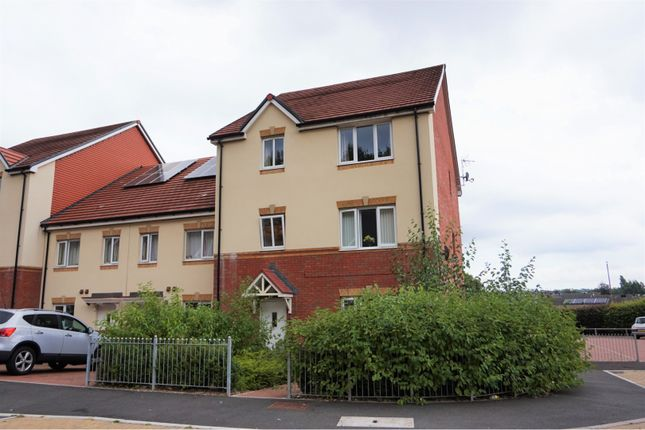 Thumbnail Flat for sale in Clos Cae Nant, Cwmbran