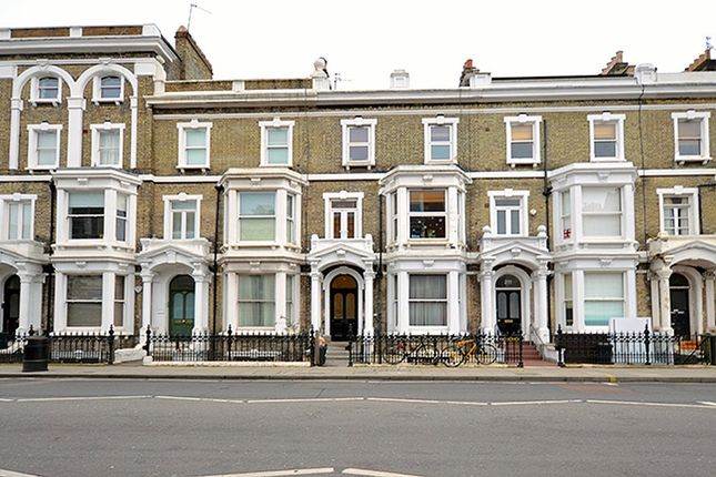Thumbnail Flat to rent in North End Road, West Kensington